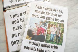 I Am a Child of God - Flip Chart