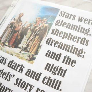 Flip Chart: Stars Were Gleaming