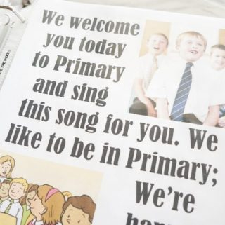 Flip Chart: We Welcome You