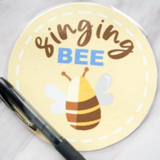 Review Game: Singing Bee