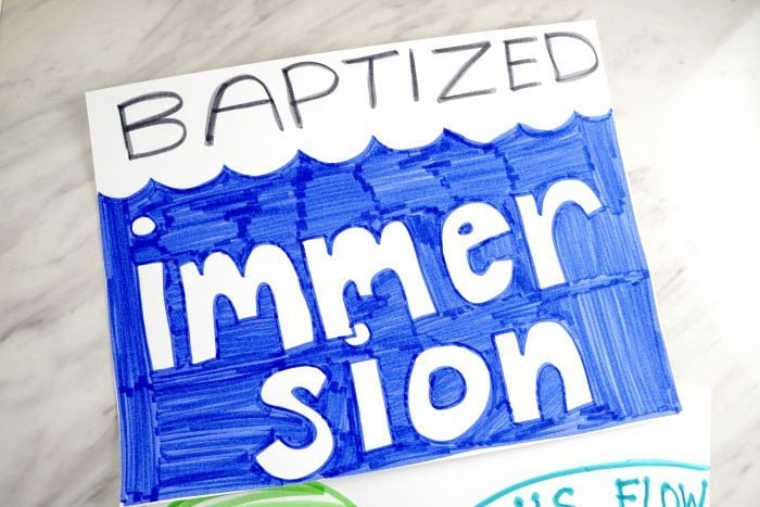 This fun Baptism Rebus activity for the popular LDS song is an easy low-prep activity for Primary Singing Time. Great resource for music leaders and parents!