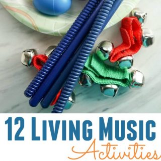 12 Living Music Activities for Singing Time