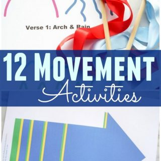 12 Purposeful Movement Activities for Singing Time