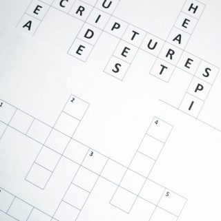 Search, Ponder and Pray – Crossword Puzzle