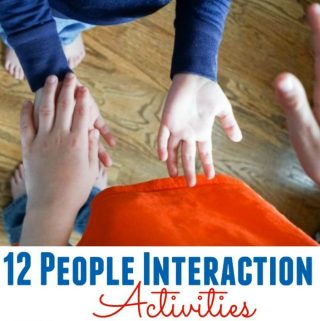12 People Interaction Activities for Singing Time