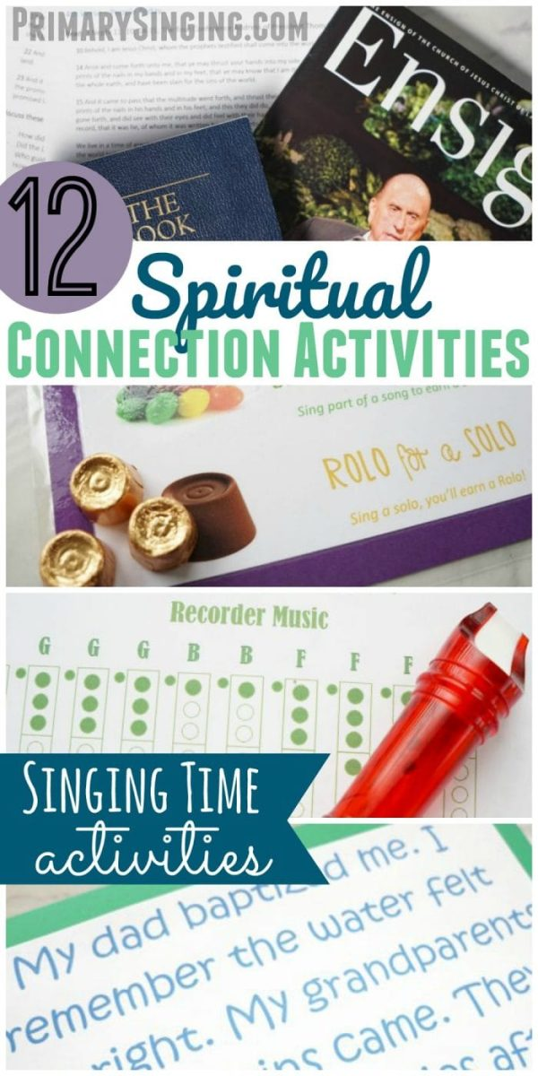 12 Spiritual Connection Activities
